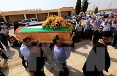 Jordan hối thúc Israel xét xử bảo vệ đại sứ quán nổ súng chết người