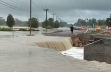 Thủ tướng Thái Lan cảnh cáo chính trị gia không lợi dụng lũ lụt