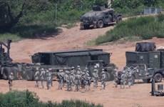 Mỹ tăng lực lượng tại Litva trong thời gian Nga-Belarus tập trận chung