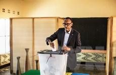 Gần 7 triệu cử tri Rwanda bỏ phiếu bầu cử tổng thống