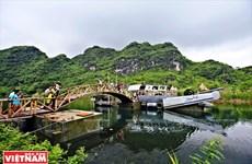 Phim trường ''Kong: Skull island'' - điểm nhấn của Di sản Tràng An