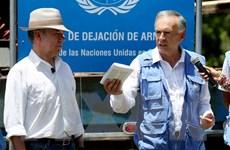 Colombia tuyên bố kết thúc cuộc xung đột kéo dài 50 năm với FARC