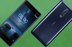 Nokia 8 hướng tới nhu cầu video trực tuyến và chất lượng âm thanh