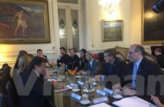 Hạ viện Argentina ra mắt Nhóm Nghị sỹ hữu nghị với Việt Nam