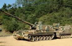 Hàn Quốc thông qua kế hoạch nâng cấp pháo tự hành K-9