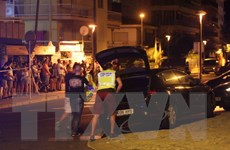 Cảnh sát bắt giữ thêm nghi phạm trong loạt vụ tấn công tại Tây Ban Nha