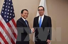 Nhật Bản và Mỹ sẽ bàn về kinh tế song phương trong tháng Chín