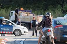 Tây Ban Nha tăng cường an ninh ở khu vực biên giới với Pháp