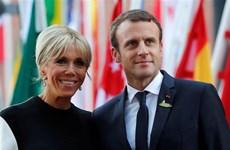 Vị trí chính thức cho phu nhân Tổng thống Pháp Emmanuel Macron