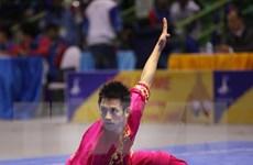 Thua sít sao, Wushu Việt Nam giành thêm một huy chương bạc