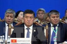 Tổng thống Kyrgyzstan chấp thuận đơn từ chức của thủ tướng