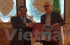Tăng quan hệ hợp tác kinh tế-thương mại giữa Việt Nam và Algeria