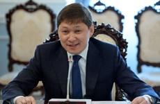 Tổng thống Kyrgyzstan phê chuẩn quyết định bổ nhiệm thủ tướng mới