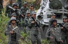 Tuần hành lớn phản đối Mỹ can thiệp vào tình hình Venezuela