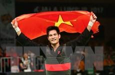 SEA Games 29: Nguyễn Duy Tuyến giành huy chương vàng pencak silat