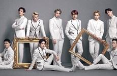 Nhóm nhạc EXO góp mặt trong sách ''Kỷ lục thế giới 2018''
