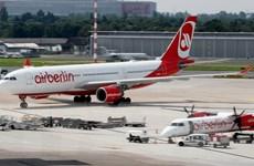 Hãng hàng không Germania phản đối chính phủ Đức giải cứu Air Berlin