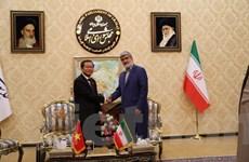 Quốc hội Việt Nam-Iran tăng cường quan hệ hợp tác nhiều mặt