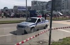 Nga bắt giữ 2 đối tượng IS âm mưu đánh bom liều chết tại Moskva