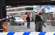 Thụy Điển: Cảnh sát bị thương trong vụ tấn công bằng dao ở thủ đô