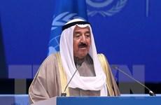 Quốc vương Kuwait thăm Mỹ tìm giải pháp cho căng thẳng vùng Vịnh
