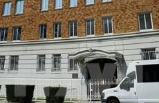 Cơ quan đặc biệt Mỹ sẽ lục soát lãnh sự quán Nga tại San Francisco