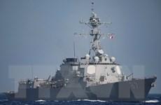 Mỹ lần đầu tiên xây dựng lịch trình tuần tra tại Biển Đông