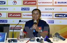 ASIAN Cup: Họp báo trước trận đấu giữa hai đội Việt Nam-Campuchia