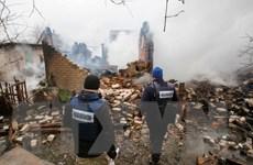 Nga ủng hộ triển khai lực lượng bảo vệ quan sát viên tại Đông Ukraine
