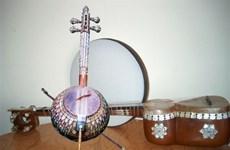 Tar - nhạc cụ quan trọng trong đời sống âm nhạc Azerbaijan