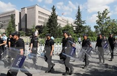 Thổ Nhĩ Kỳ tiêu diệt đối tượng âm mưu đánh bom đồn cảnh sát