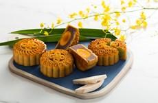 Mãn nhãn với bánh Trung Thu của các khách sạn hạng sang ở Hà Nội