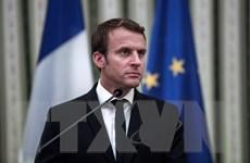 Tổng thống Pháp thăm Hy Lạp và công bố tầm nhìn về tương lai EU