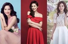 Muôn nẻo đường yêu của các ''ngọc nữ'' showbiz Việt