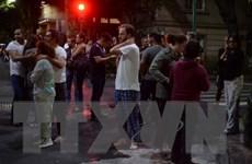 Vụ động đất tại Mexico: Số người thiệt mạng tiếp tục tăng