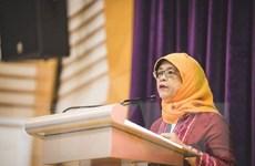 Bà Halimah Yacob chắc chắn trở thành nữ Tổng thống Singapore