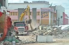 [Photo] Cảnh tan hoang sau trận động đất 8,2 độ Richter tại Mexico