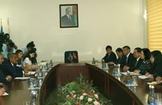 Việt Nam-Azerbaijan phấn đấu đưa kim ngạch thương mại lên 1 tỷ USD