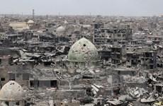 Mỹ tiết lộ hàng chục vị trí của những quả bom chưa phát nổ tại Mosul