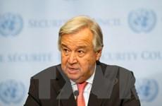 Tổng Thư ký Liên hợp quốc Guterres ủng hộ đối thoại tại Venezuela