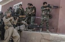 Mỹ triển khai lực lượng tới khu vực tự trị của người Kurd ở Iraq