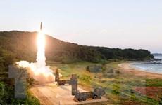 Hàn Quốc bắn 2 tên lửa đạn đạo đáp trả hành động của Triều Tiên