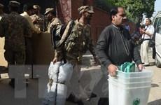 Pakistan bỏ phiếu bầu bổ sung ghế nghị sỹ thay thế thủ tướng Sharif