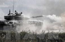 Tổng thống Nga Putin thị sát cuộc tập trận Zapad với Belarus
