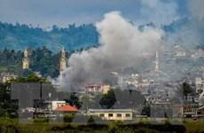 Philippines tin tưởng cuộc chiến giành lại Marawi sắp kết thúc