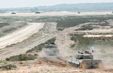Anh và Canada tăng cường hợp tác quân sự tại khu vực Đông Âu