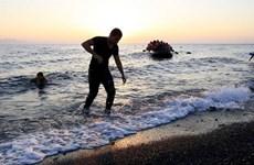 Đắm tàu chở người di cư tại Libya, gần 100 người chết và mất tích