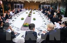 Phản ứng trái chiều về tầm nhìn tương lai châu Âu của Tổng thống Pháp