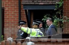 Vụ nổ tàu điện ngầm tại Anh: Cảnh sát thả thêm ba nghi can