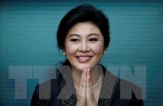 Cựu Thủ tướng Thái Lan Yingluck bị tuyên án vắng mặt 5 năm tù
